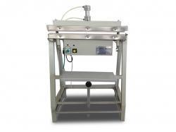 40 cm Pnömatik Poşet Ağzı Yapıştırma Makinası